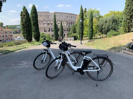 E-bike verhuur in Rome