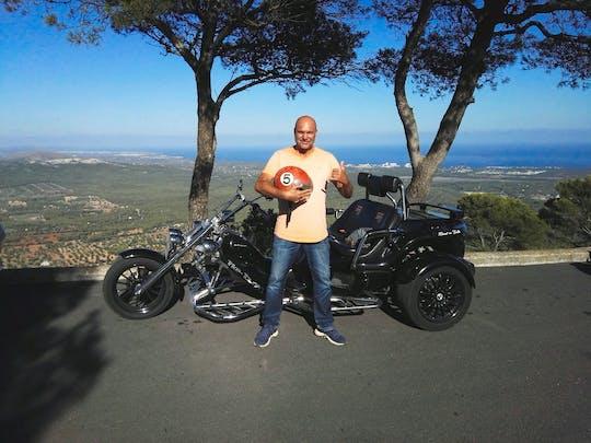 Tramuntana Gebergte & Palma Trike Tour