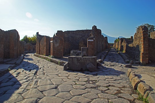 Pompeii Half-Day from Naples