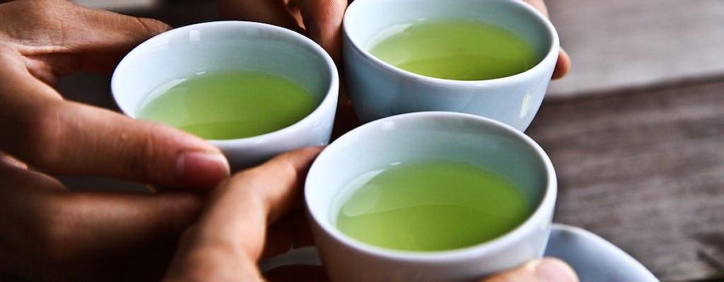Tóquio Online: Hora do Chá Verde no Japão