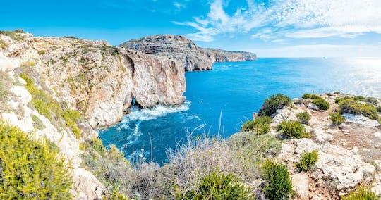 Visite de Gozo en 4x4