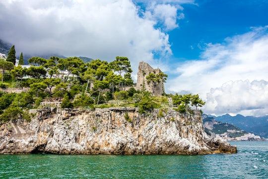 Sorrento, Positano & Amalfi Tour