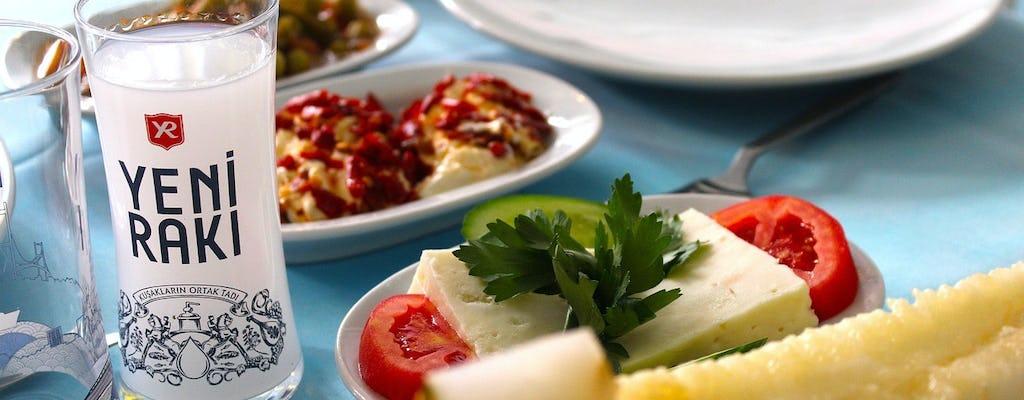 Masterclass virtueel koken: Turkse hapjes