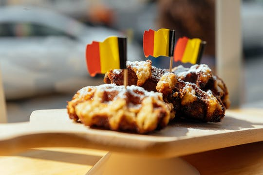 Virtual cooking masterclass: Bake Belgian Waffles