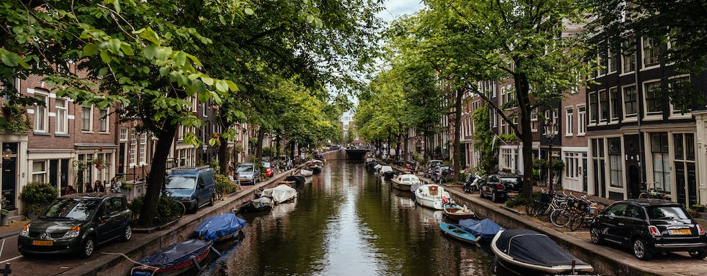 Virtual tour: Amsterdam without the crowds