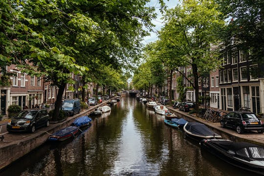 Visita virtual: Amsterdam sin las multitudes