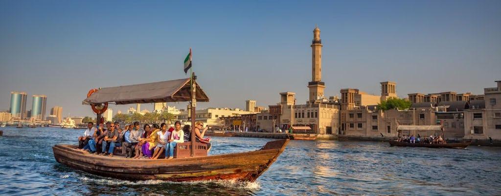 Visita virtuale: l'antica Dubai e le sue storie