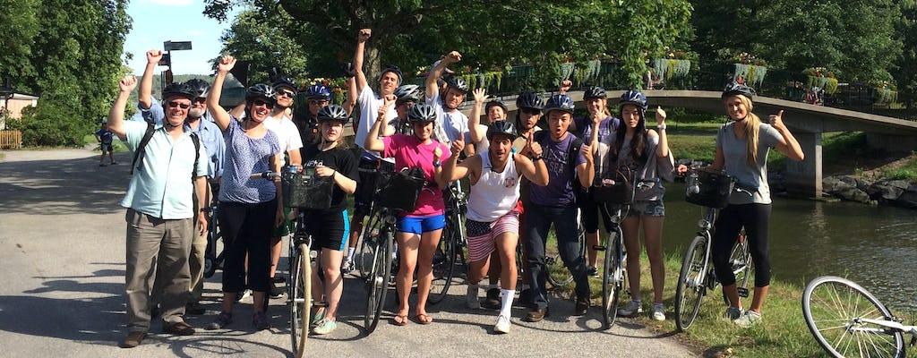 Stockholm in één oogopslag fietstocht