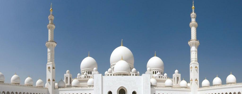 Excursión de día completo a Abu Dhabi con el Louvre desde Abu Dhabi