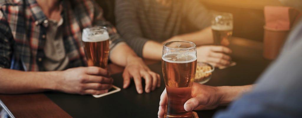 Pub crawl en Tel Aviv