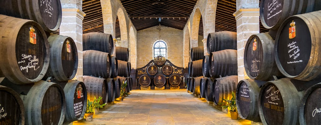 Jerez Sherry & Shopping