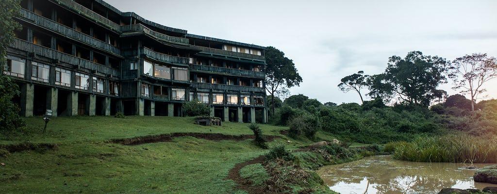 Национальный парк Маунт-Кения 2-дневное сафари в этом сезоне в Горном