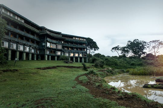 Mount Kenya National Park 2-day safari at Serena Mountain Lodge