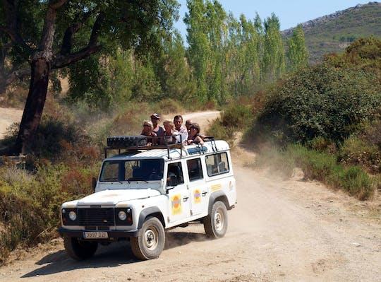 Geländewagentour Andalucia