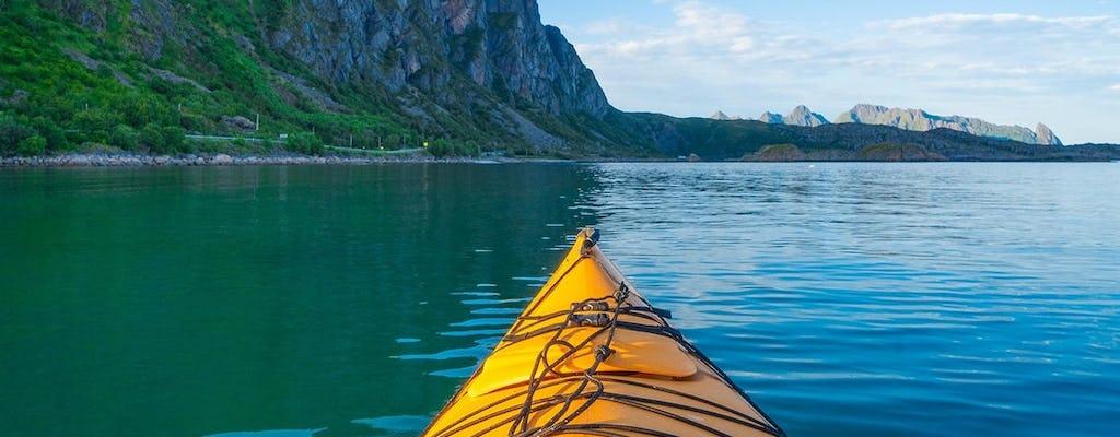 Safari en kayak en la naturaleza