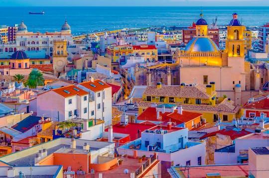 Instagram fotosessie in Alicante