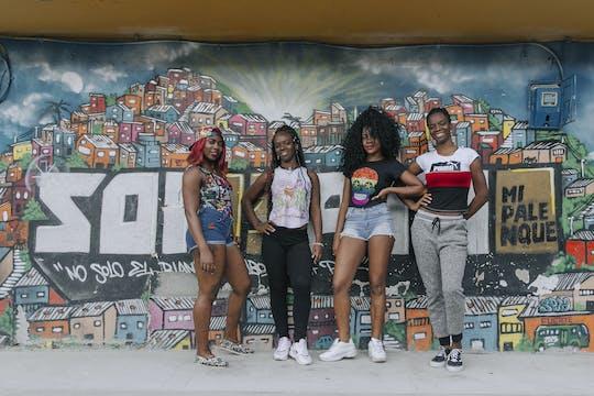 Tournée afro dans la Comuna 13 de Medellín