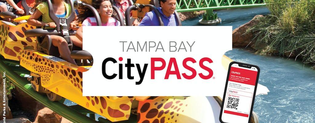 Entradas CityPASS Tampa Bay en el móvil