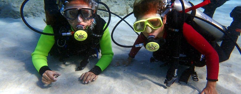 Nurkowanie na Cyprze – zachodnie wybrzeże