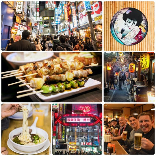 Tokyo Online: Virtual Experience in Shibuya and Shinjuku with a Local Expert