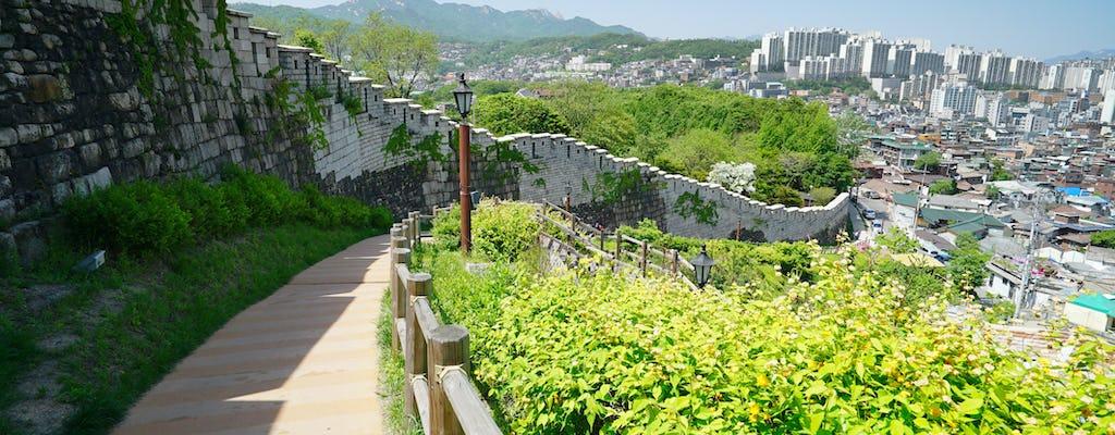 Passeio a pé em Seul