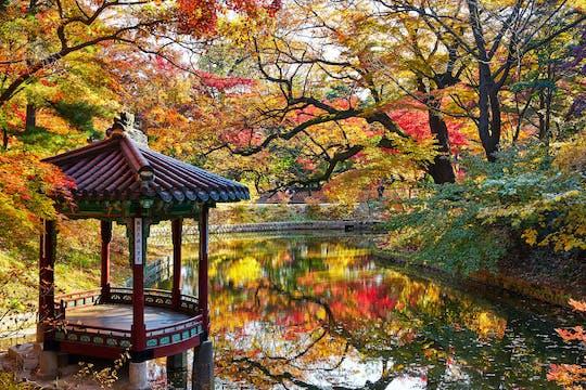 Visite du palais de Changdeokgung, patrimoine mondial de l'UNESCO