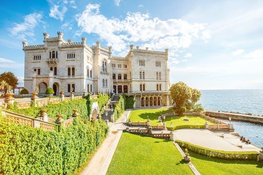 Tickets to Miramare Castle in Trieste