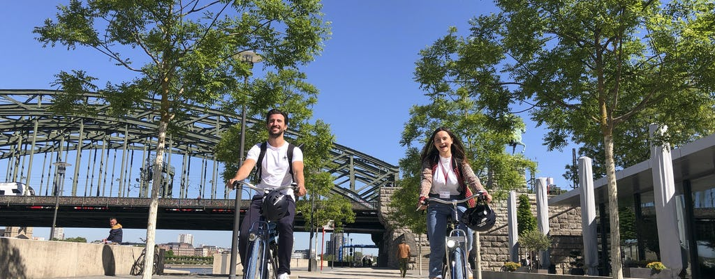 Cologne city bike tour