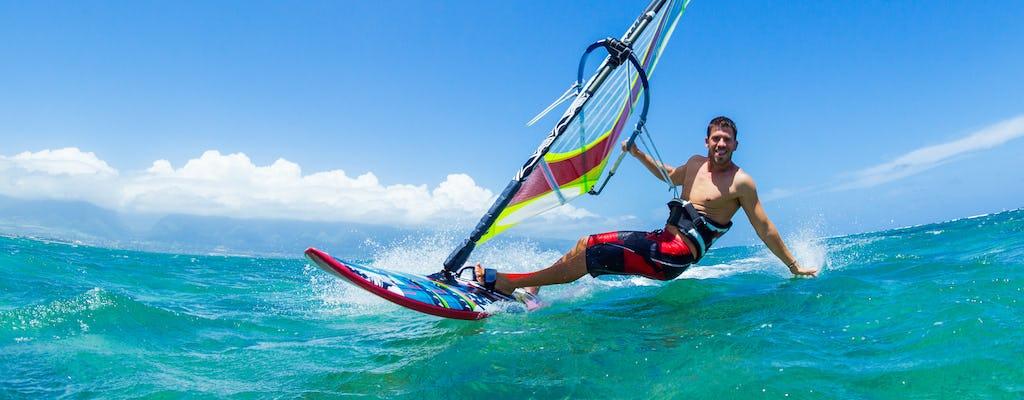 Gevorderde 2-daagse windsurfcursus Zingst