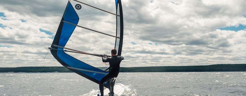 Windsurfing weekend beginner course