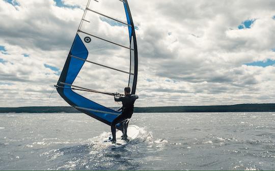 Beginnerscursus windsurfen weekend