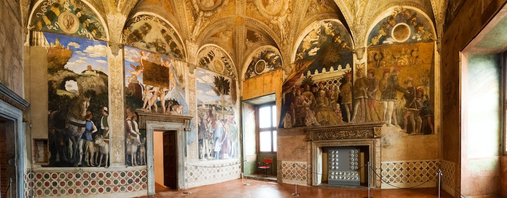 Tickets to the Ducal Palace of Mantua
