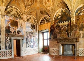Biglietti per il Palazzo Ducale di Mantova