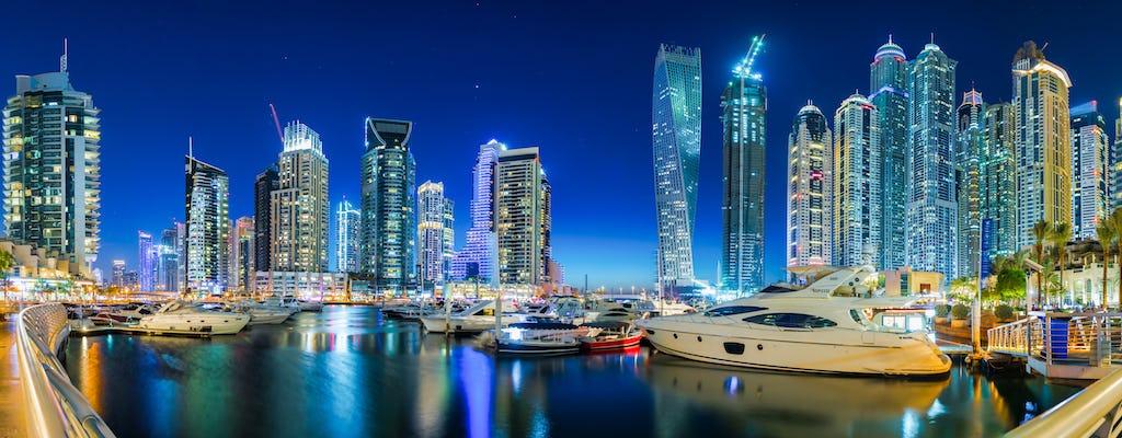 Private Dubai night tour with fountain show