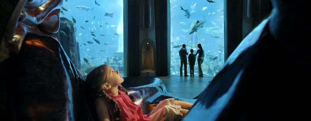 "Atlantis Aquarium ""The Lost Chambers"" Tickets"