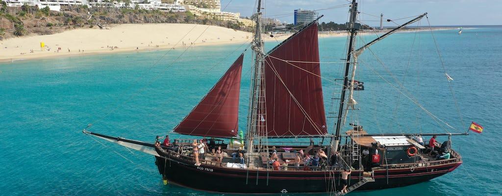 Piratenerfahrung auf Fuerteventura