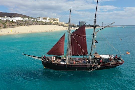 Experiencia pirata en Fuerteventura