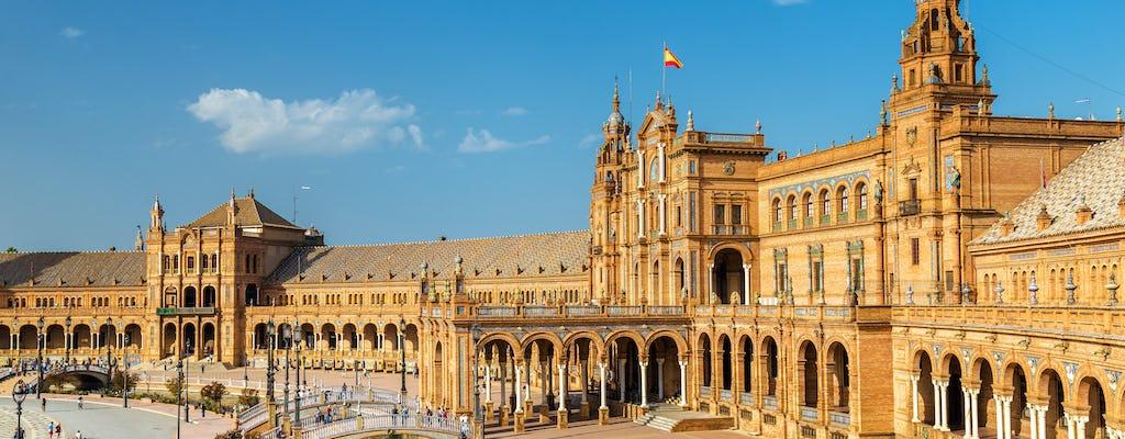 Seville orientation tour