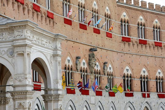 Tickets to the Civic Museum of Siena