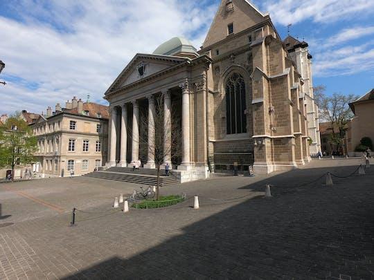 Geneva Zombie city exploration game and tour