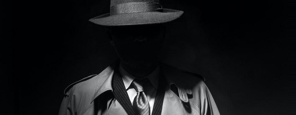 O tour virtual de espionagem de alta classe e espionagem britânica 007