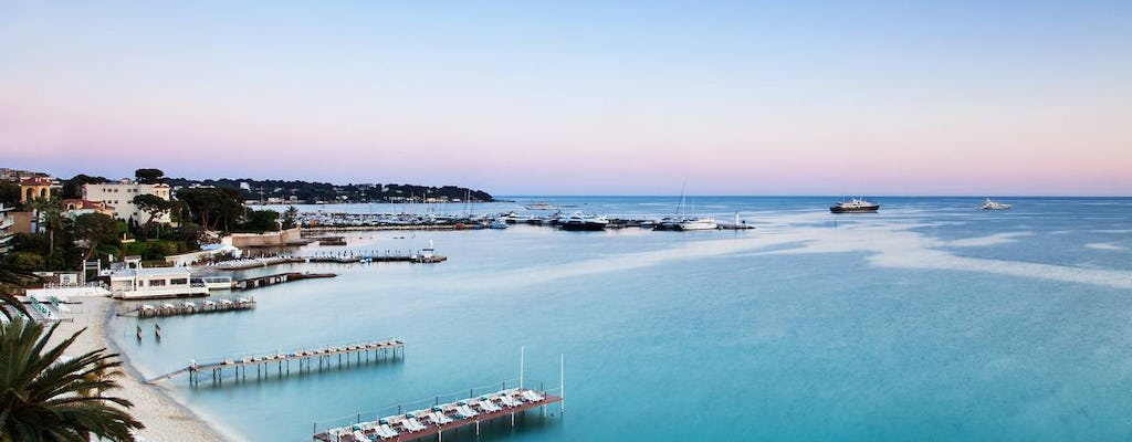 Private half-day tour of the French Riviera
