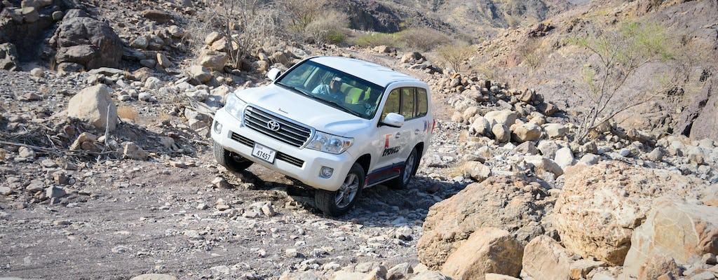 Safari di Hatta di un'intera giornata da Dubai