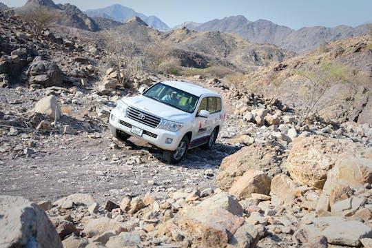 Całodniowe safari Hatta z Dubaju