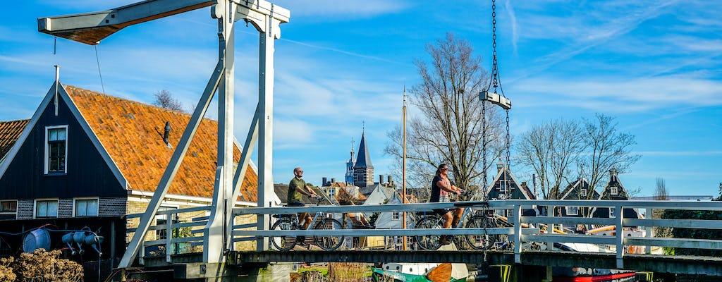 Wypożyczenie rowerów elektrycznych w Volendamie na 1, 2 lub 3 dni
