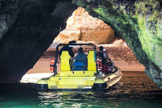 Insonia Speedboot Höhlen und Delfine Ticket