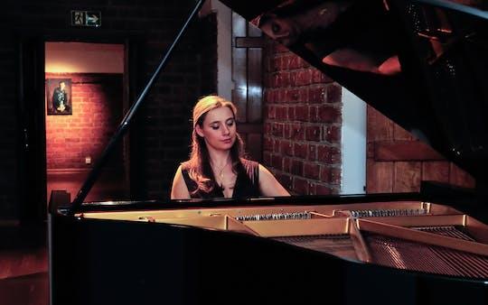 Concerto di Chopin nel centro storico di Varsavia con drink in omaggio