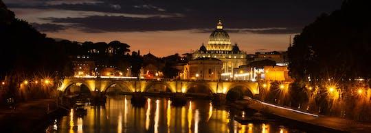 Ночной Рим частное фото тур