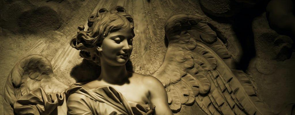 Excursão fotográfica privada das igrejas e arte religiosa de Roma