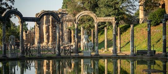 Villa Adriana and Villa d'Este private photo tour